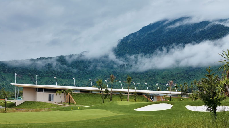 Ba Na Hills Golf Club, Danang