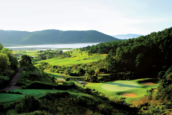 Best golf courses in Southern Vietnam