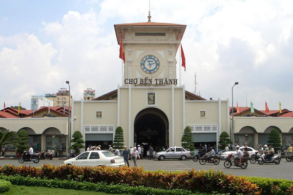 Quy Nhon - Saigon - Departure (B)
