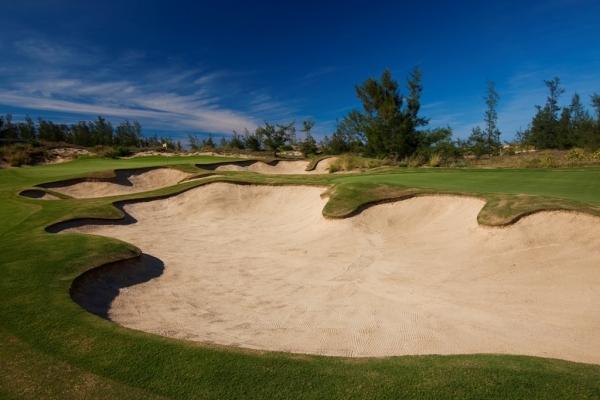BRG Da Nang golf course