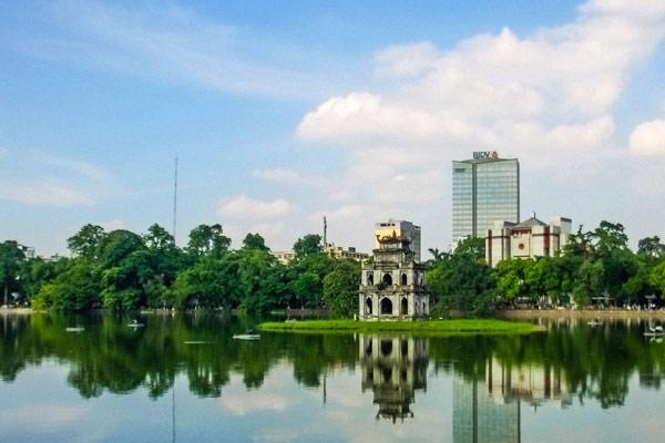 Hanoi - Departure (B)