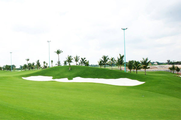 Image result for tan son nhat golf course