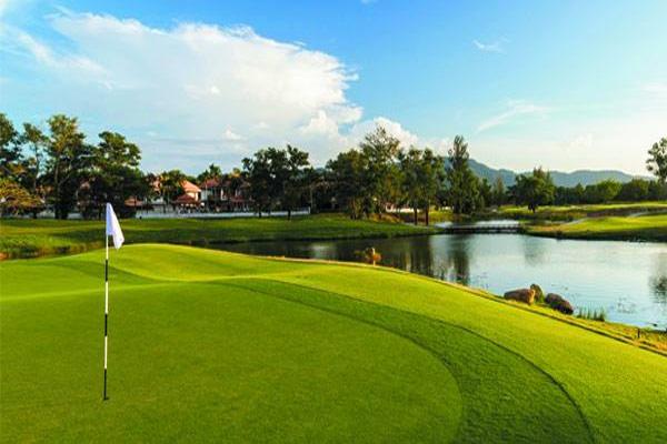 Golf at Laguna Golf Phuket (B)