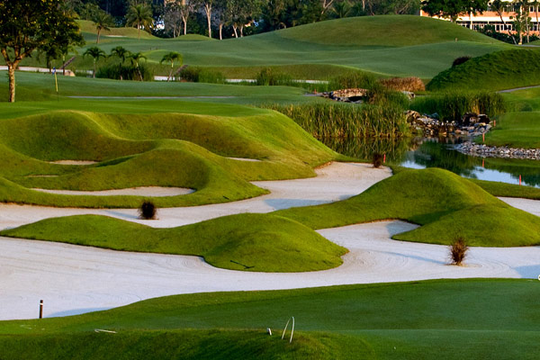 Laguna National Golf & Country Club World Classic Course