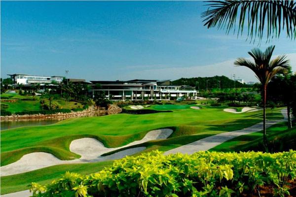 Palm Garden Golf Club Location Ioi Resort City 62502 Putrajaya