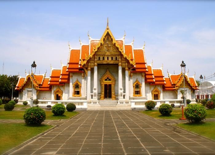 Hua Hin - Bangkok - Departure (B)