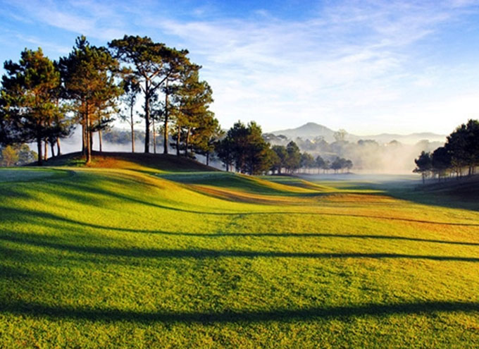 Da Lat Golf Courses
