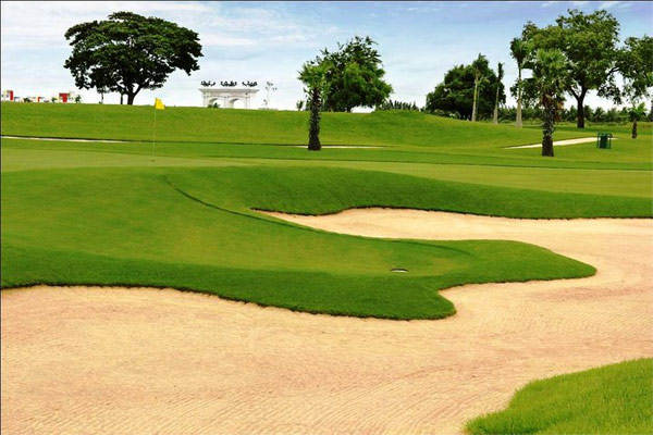 Play golf at Grand Phnom Penh Golf Club