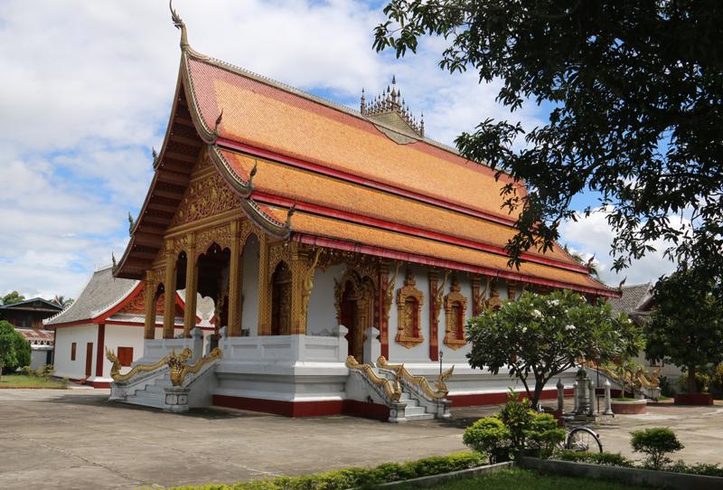 Luang Phrabang - Vat Nong Sikhounmuang