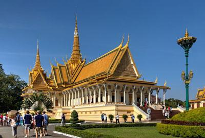 Phnom Penh - Departure (B)
