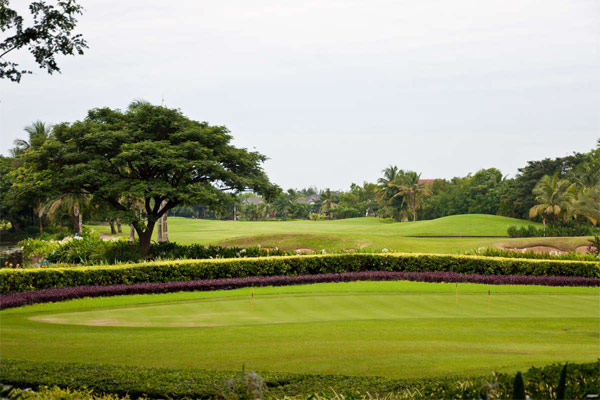 10 best golf courses in Myanmar