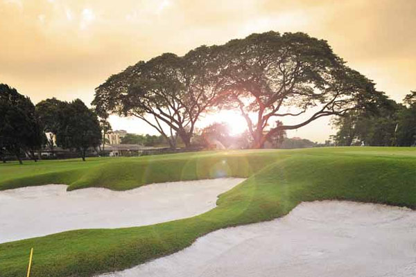 The Royal Selangor Golf Club Old Course