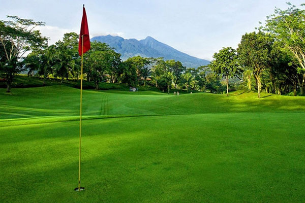 Rancamaya Golf Country Club, Indonesia
