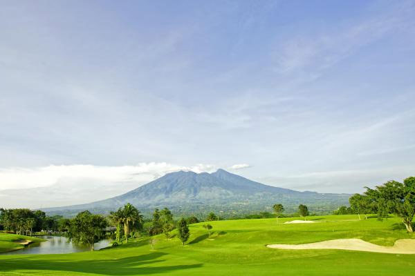 Rancamaya Golf Country Club, Indonesia 1