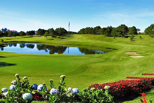 Dalat Palace Golf Club, Dalat- 15 best golf courses in Vietnam