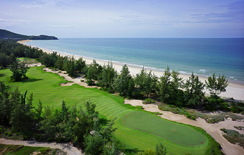 Laguna Lang Co Golf Club, Danang- 15 best golf courses in Vietnam