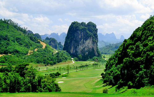 Phoenix Golf Resort, Hanoi- 15 best golf courses in Vietnam