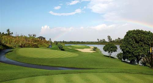 Sky Lake Resort & Golf Club, Hanoi- 15 best golf courses in Vietnam