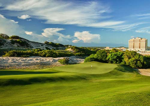 The Bluffs Ho Tram Strip, Ho Chi Minh city- 15 best golf courses in Vietnam