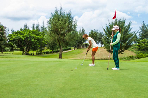 Vung Tau Paradise Golf Resort, Ho Chi Minh city- 15 best golf courses in Vietnam