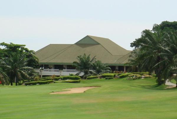 The Bagan Golf Resort