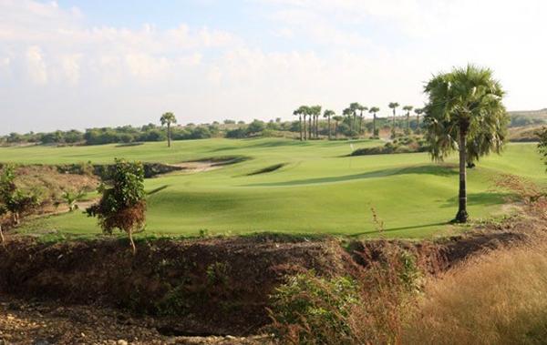 Myotha National Golf Club, Myanmar