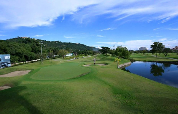 Shwe Mann Taung Golf Resort