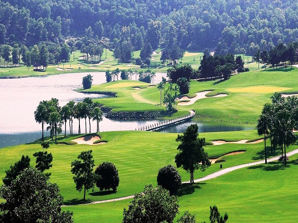 Best 5 golf tour packages