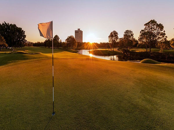 Golf course- Golf events