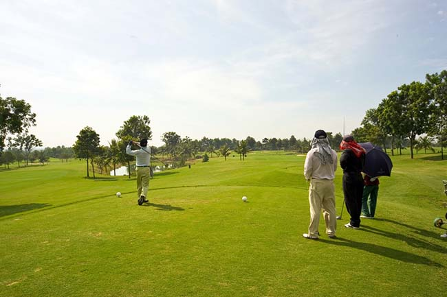 Vietnam golf course-Is it safe to play golf in VN
