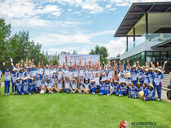Accor Viet Nam World Masters Golf Championship- Golf Events